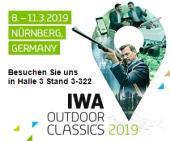 IWA Messe 2017 Nürnberg, Schiessanlagen, Sicherheit, Bodenbeläge, Wandverkleidung, Splitterschutz, Messestand