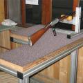Schutzbelag, Schießanlage, RSA, Belag, Tisch, Waffenauflage, Waffenablage, Schützenstand, Gummibelag, Multicolor