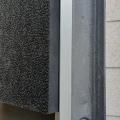 Rückprallschutz, Protect Schutzplatte 30 mm, vulkanisierter Gummi, Bauwerkschutz in Schießanlagen, Splitterschutz, Verkleidungsplatte, Scheibenrahmen, KLAFA, Wand, Outdoor Schießanlagen, vulkanisierter Gummi, dauerelastisch, Zulassung, BMVg, BFR